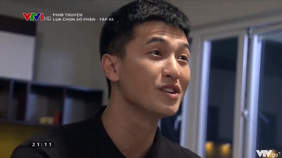 'Lựa chọn số phận' tập 65: Bị phạt 9 tháng tù, Huỳnh Anh vẫn gượng cười an ủi gia đình 'trong tù thoải mái lắm, cơm ăn ngày 3 bữa' 4