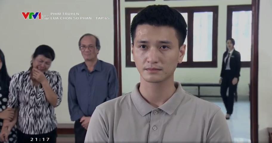 'Lựa chọn số phận' tập 65: Bị phạt 9 tháng tù, Huỳnh Anh vẫn gượng cười an ủi gia đình 'trong tù thoải mái lắm, cơm ăn ngày 3 bữa' 8