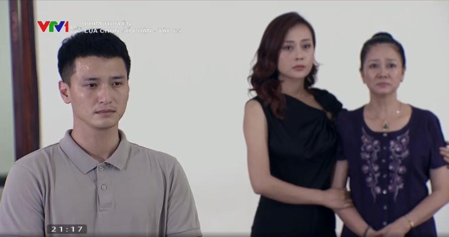 'Lựa chọn số phận' tập 65: Bị phạt 9 tháng tù, Huỳnh Anh vẫn gượng cười an ủi gia đình 'trong tù thoải mái lắm, cơm ăn ngày 3 bữa' 7