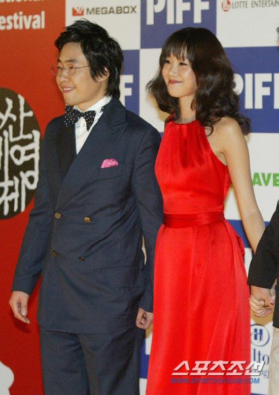 Nữ diễn viên từng trải qua mối tình 10 năm với diễn viên Ryu Seung Bum.