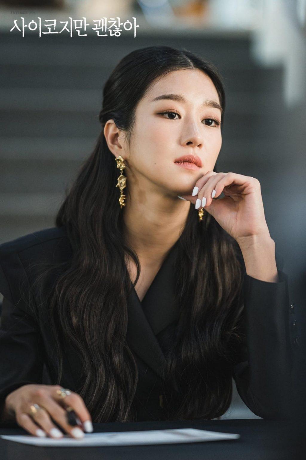 3 nhân vật điên loạn đỉnh nhất phim Hàn 2020: Seo Ye Ji, Lee Jun Ki 'hở là doạ giết', riêng Kim Dami tạo ra trend nữ quyền mới 1