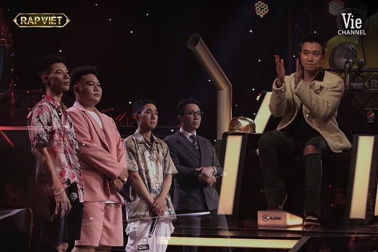 Trấn Thành và Suboi không hẹn mà cùng 'phủi vai' trong Rap Việt, fan bồi hồi nhớ đến Big Bang 0