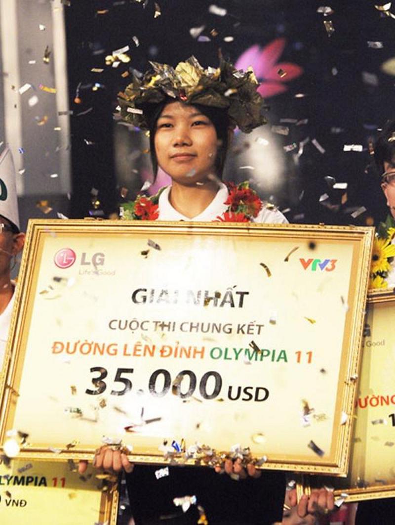 Phạm Thị Ngọc Oanh, Quán quân năm thứ 11 cũng tốt nghiệp ngành Tài chính - Ngân hàng, đại học Kỹ thuật Swinburne.