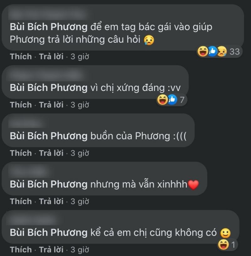 Bích Phương 'đố' quá hóc búa, fan 'triệu hồi' ngay mẫu thân đại nhân của cô nàng để trả lời 2