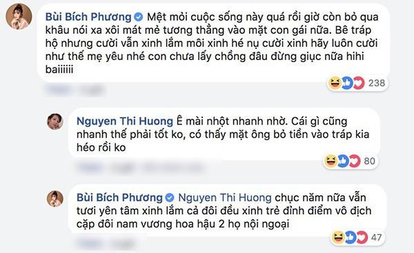 Bích Phương 'đố' quá hóc búa, fan 'triệu hồi' ngay mẫu thân đại nhân của cô nàng để trả lời 5