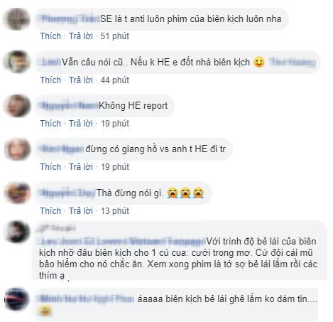 Sau nhiều lần 'bị lừa', netizen hiện rất hoang mang về cái kết.