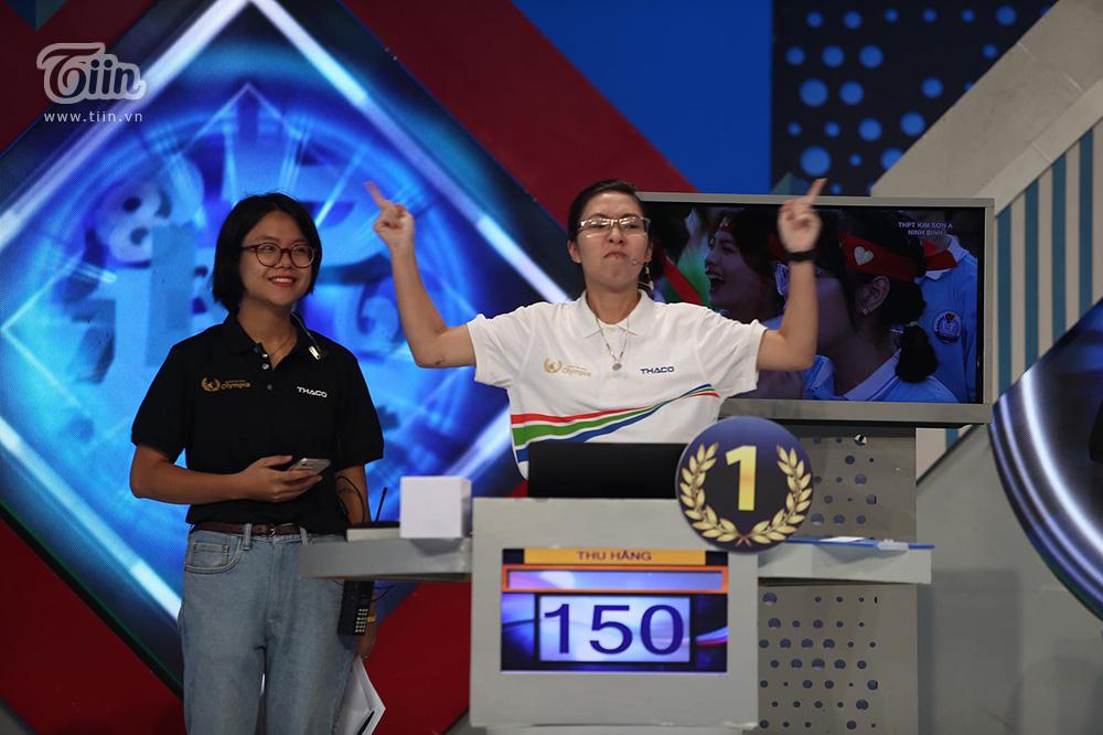 Người sáng chế vòng nguyệt quế Olympia 2020 viết thư động viên Thu Hằng: 'Mong cháu tiếp tục bản lĩnh' 0