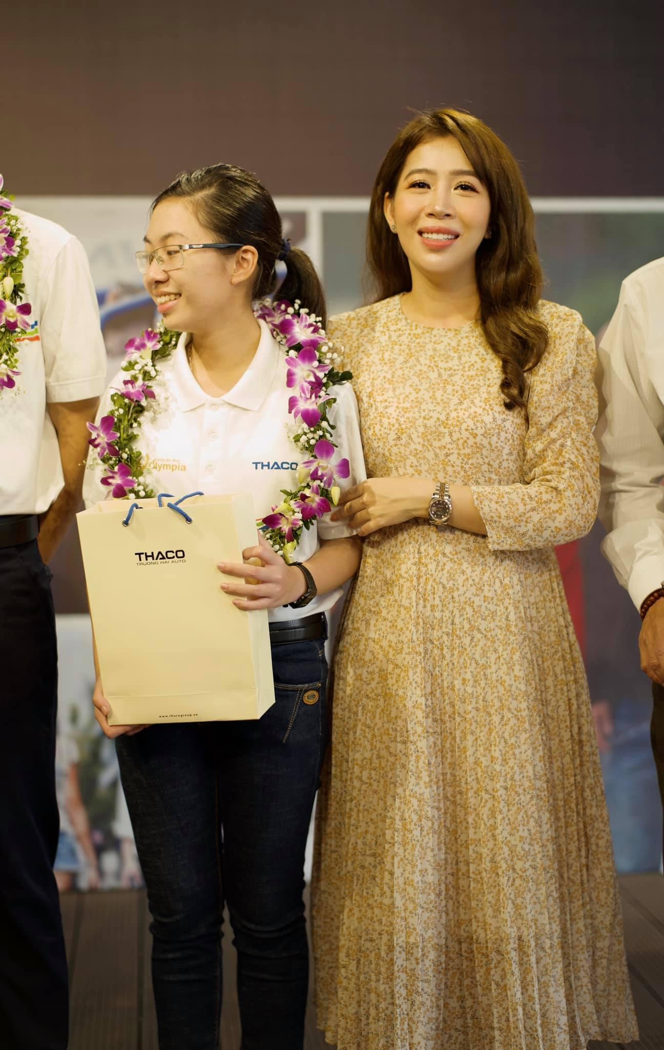 Người sáng chế vòng nguyệt quế Olympia 2020 viết thư động viên Thu Hằng: 'Mong cháu tiếp tục bản lĩnh' 5
