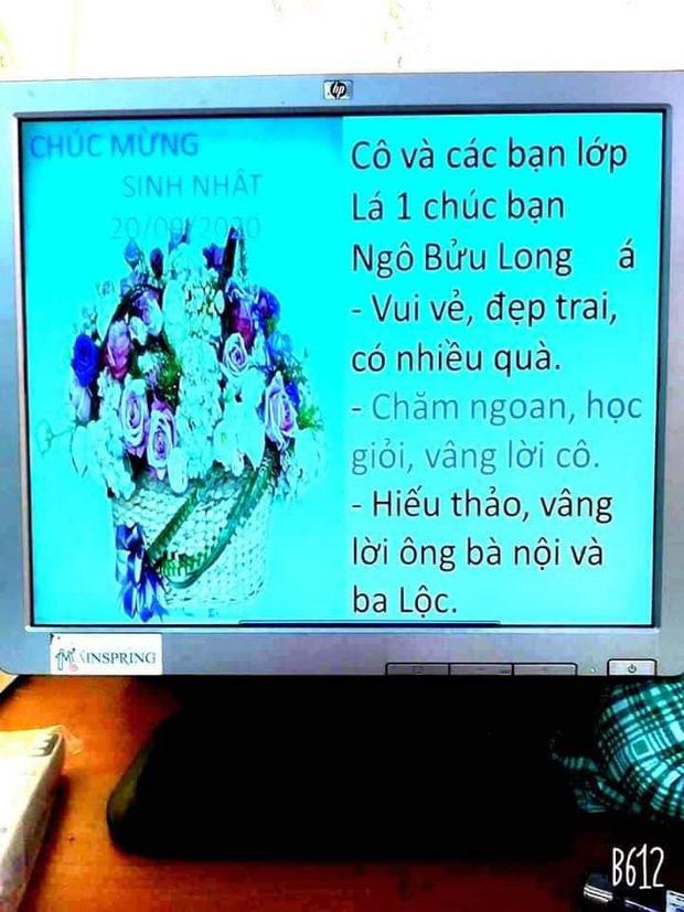 Lời nhắn của cô giáo bé Bửu Long khiến Nhật Kim Anh rơi nước mắt vì tủi thân