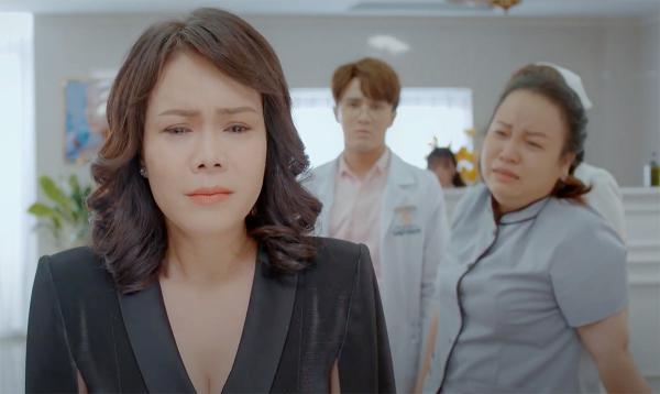 Việt Hương khiến gần 6 nghìn khán giả khóc theo khi công chiếu tập 5 'Yêu lại từ đầu' 1