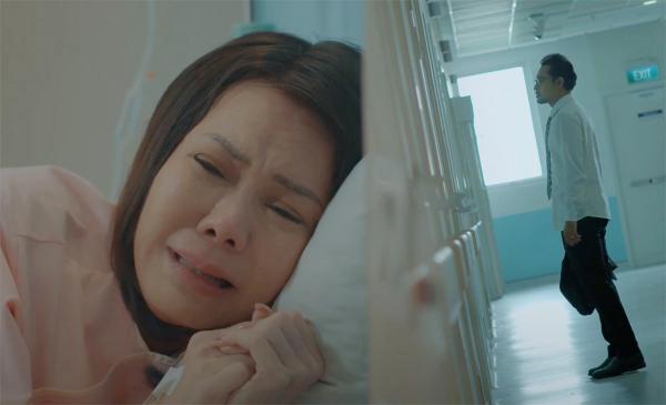 Việt Hương khiến gần 6 nghìn khán giả khóc theo khi công chiếu tập 5 'Yêu lại từ đầu' 2