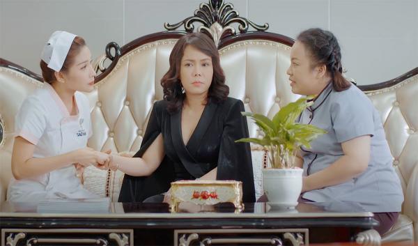 Việt Hương khiến gần 6 nghìn khán giả khóc theo khi công chiếu tập 5 'Yêu lại từ đầu' 6