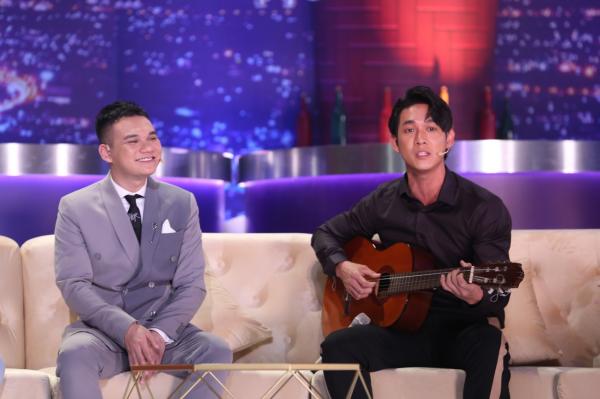 Đức Phúc song ca cùng Khắc Việt bài hát mới toanh,hồi hộp và sợ quên lời 3