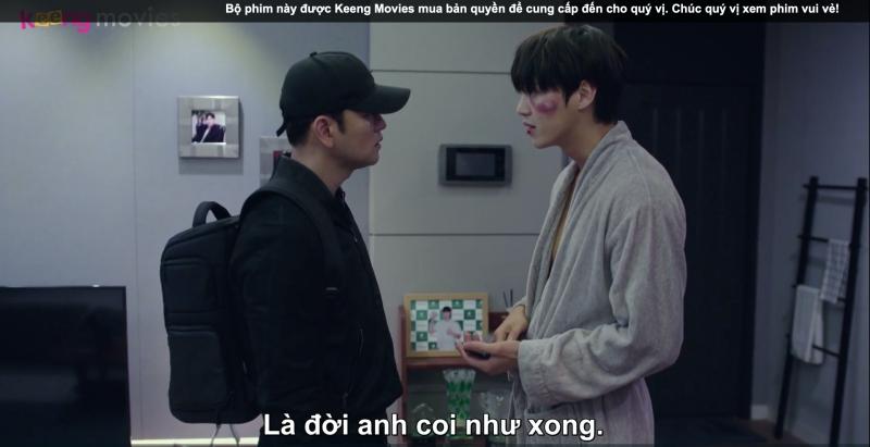 'Hội bạn cực phẩm' tập 27-28: Con trai của Jung Hae - Goong Chul bị tai nạn, Jae Hoon ra đầu thú 1