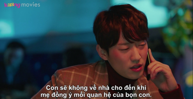 Ji Wook đến phim trường tìm Ae Ra, anh kiên quyết không chia tay, còn nói với Hyung Woo nếu mẹ không chấp nhận thì sẽ không về nhà