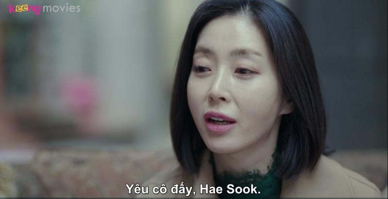 Đến bây giờ, Jung Hae vẫn cho rằng Hae Sook là người Goong Chul yêu