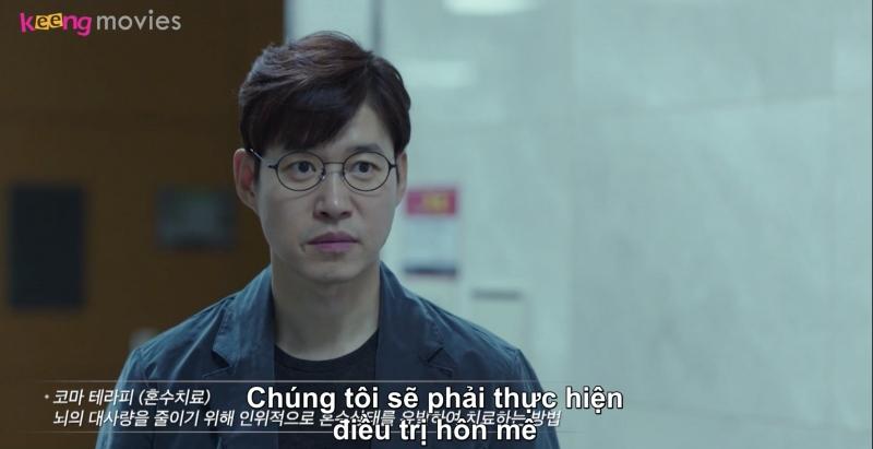 Ca phẫu thuật diễn ra thuận lợi, nhưng Yoo Bin vẫn đang bị hôn mê