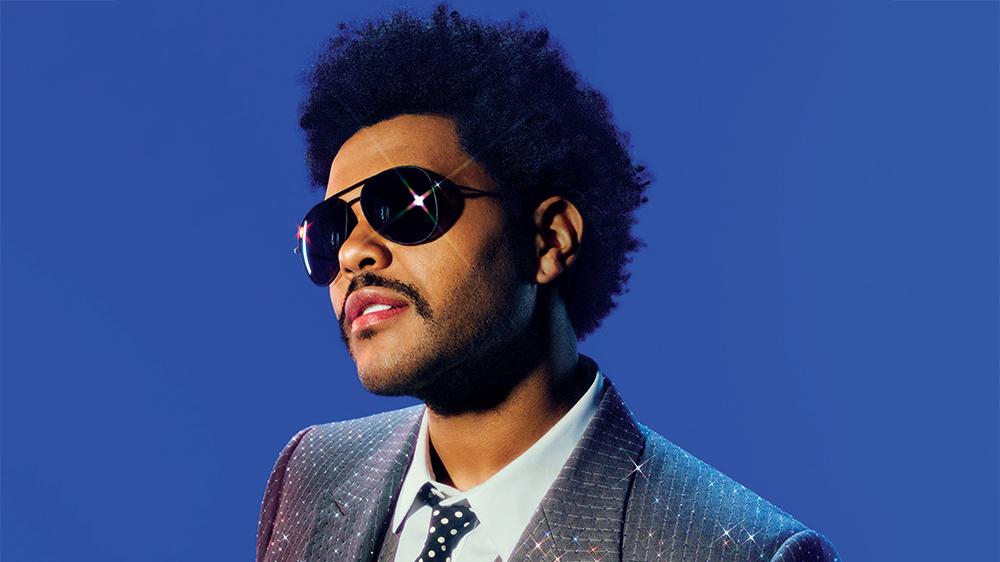 The Weeknd được khen ngợi vì thành tích trong âm nhạc.