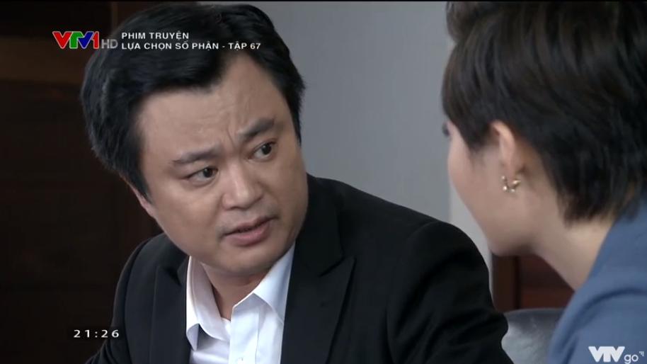 'Lựa chọn số phận' tập 67: 'Lan Cave' Thanh Hương chỉ xuất hiện 'phút mốt' mà làm loạn cả xới 1