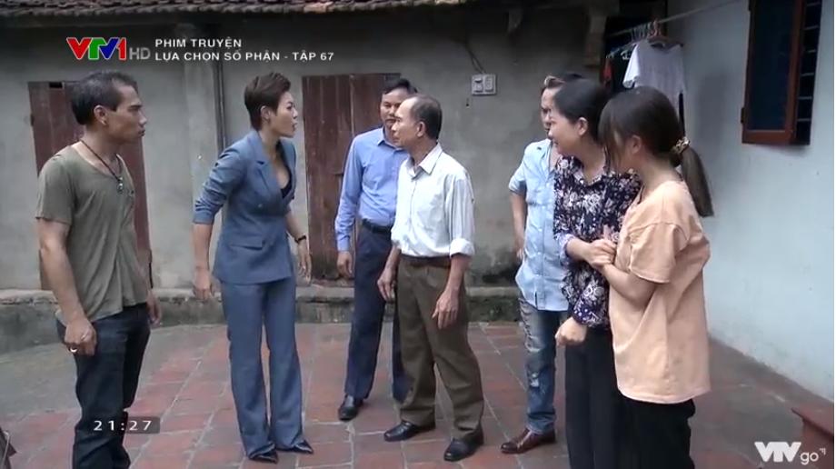 'Lựa chọn số phận' tập 67: 'Lan Cave' Thanh Hương chỉ xuất hiện 'phút mốt' mà làm loạn cả xới 3