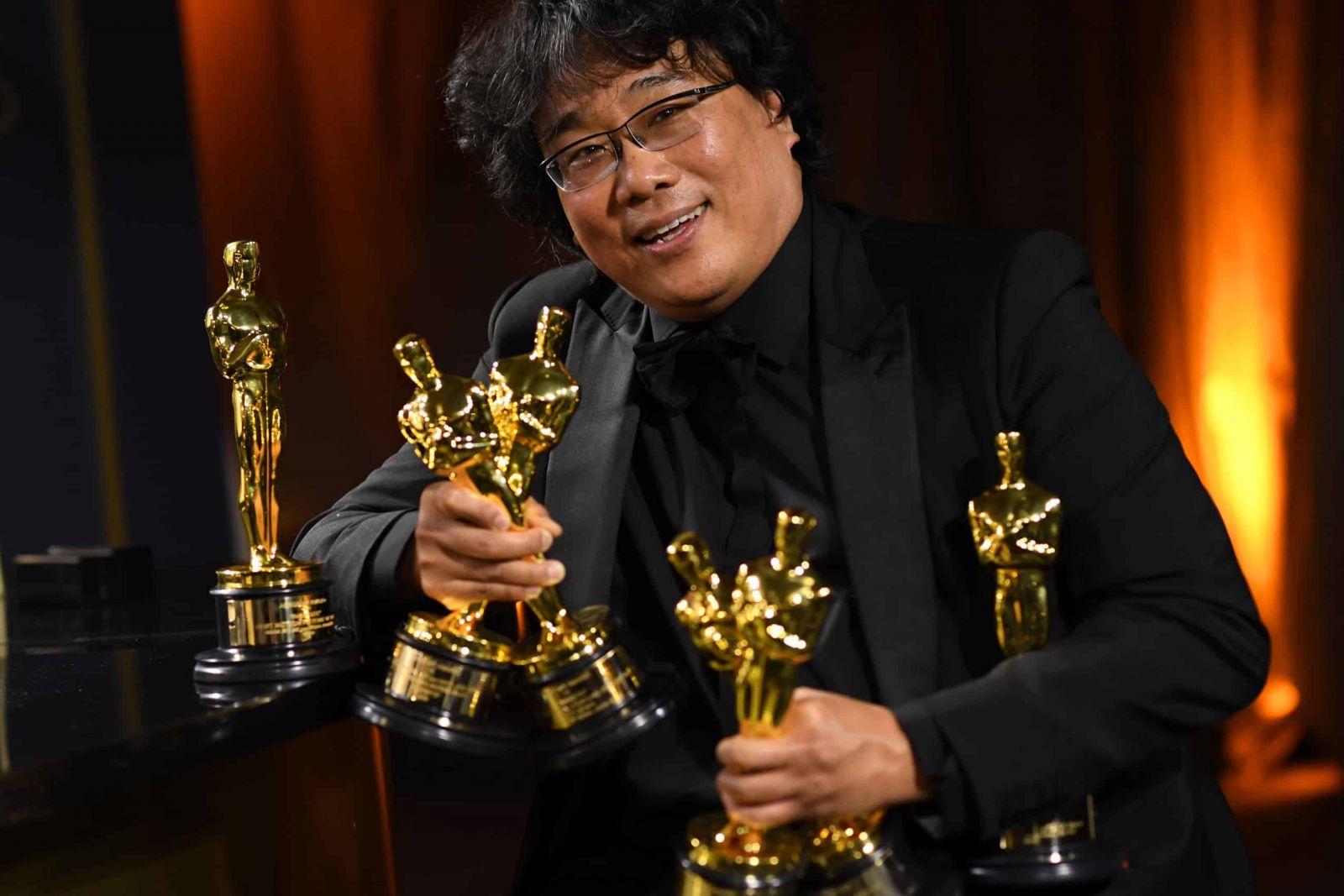 Đạo diễn Bong Joon Ho.