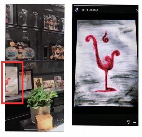 Hoàng Thùy Linh dùng biểu tượng trái tim 'giấu' người chụp ảnh, dân tình đoán ngay đó là người không xa lạ 3