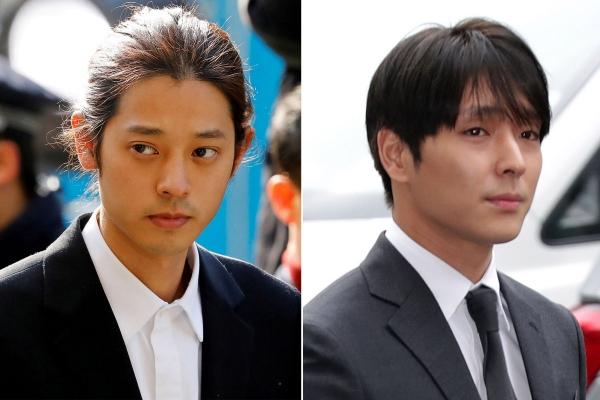 Jung Joon Young và Choi Jong Hoon được giảm án tù trong lần xét xử thứ 2, cư dân mạng đồng loạt hỏi về Seungri 2