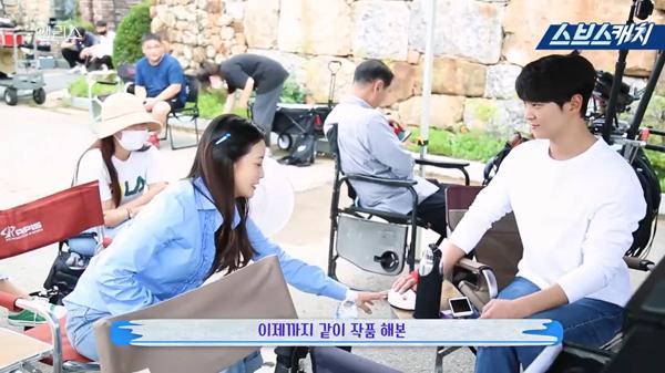 Máy test nói dối trong hậu trường 'Alice': Joo Won nói gì mà nhận cái kết không thể ngọt ngào hơn 1