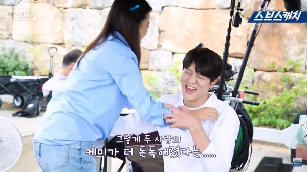 Máy test nói dối trong hậu trường 'Alice': Joo Won nói gì mà nhận cái kết không thể ngọt ngào hơn 5