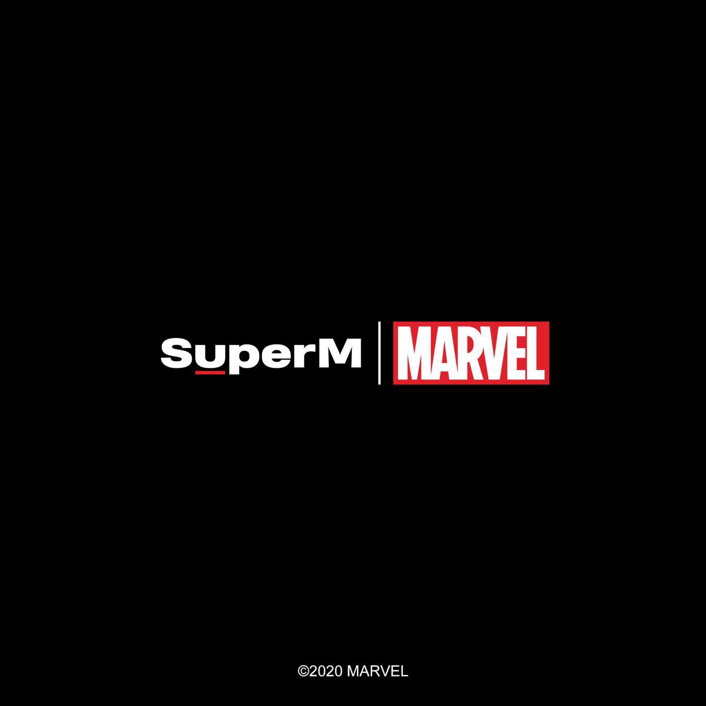 Chỉ duy nhất một hình ảnh nhá hàng mà không cần thêm gì nhiều, SuperM và Marvel đã gây bão mạng xã hội trong hôm nay.