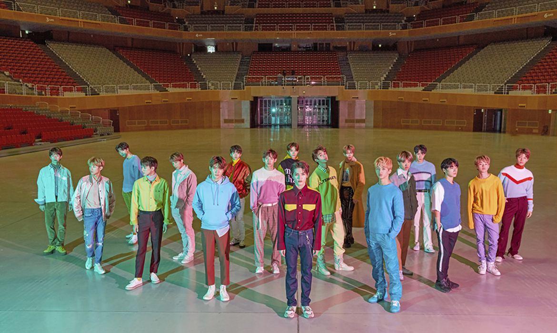 23 thành viên của NCT 2020.