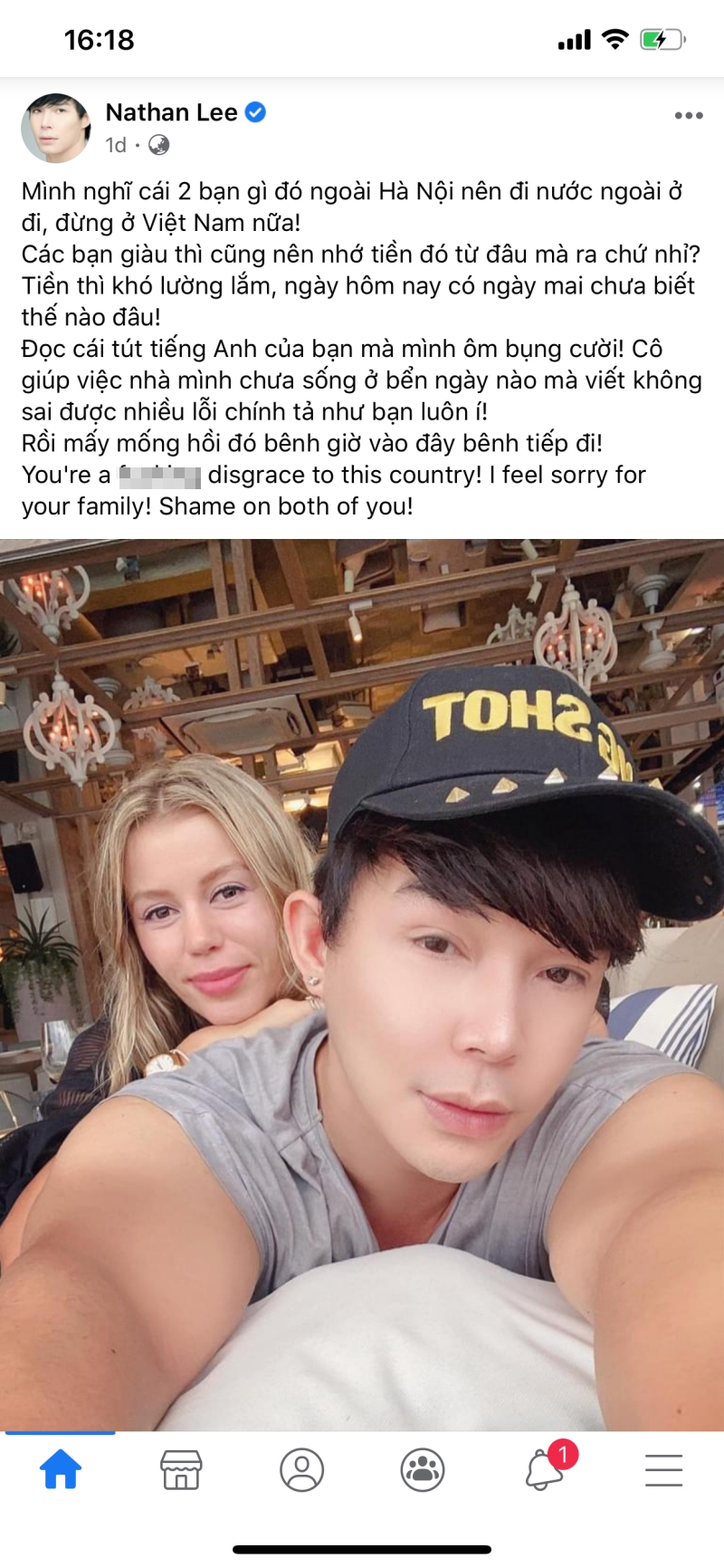 Sao Việt phản ứng với phát ngôn của chị em BN17 3