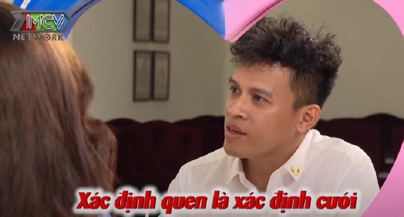 Chàng trai gốc Huế 'mót' cưới, kì kèo rút ngắn thời gian hẹn hò khiến MC Cát Tường 'cạn lời' 1