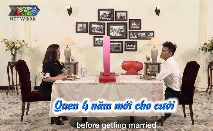 Chàng trai gốc Huế 'mót' cưới, kì kèo rút ngắn thời gian hẹn hò khiến MC Cát Tường 'cạn lời' 2