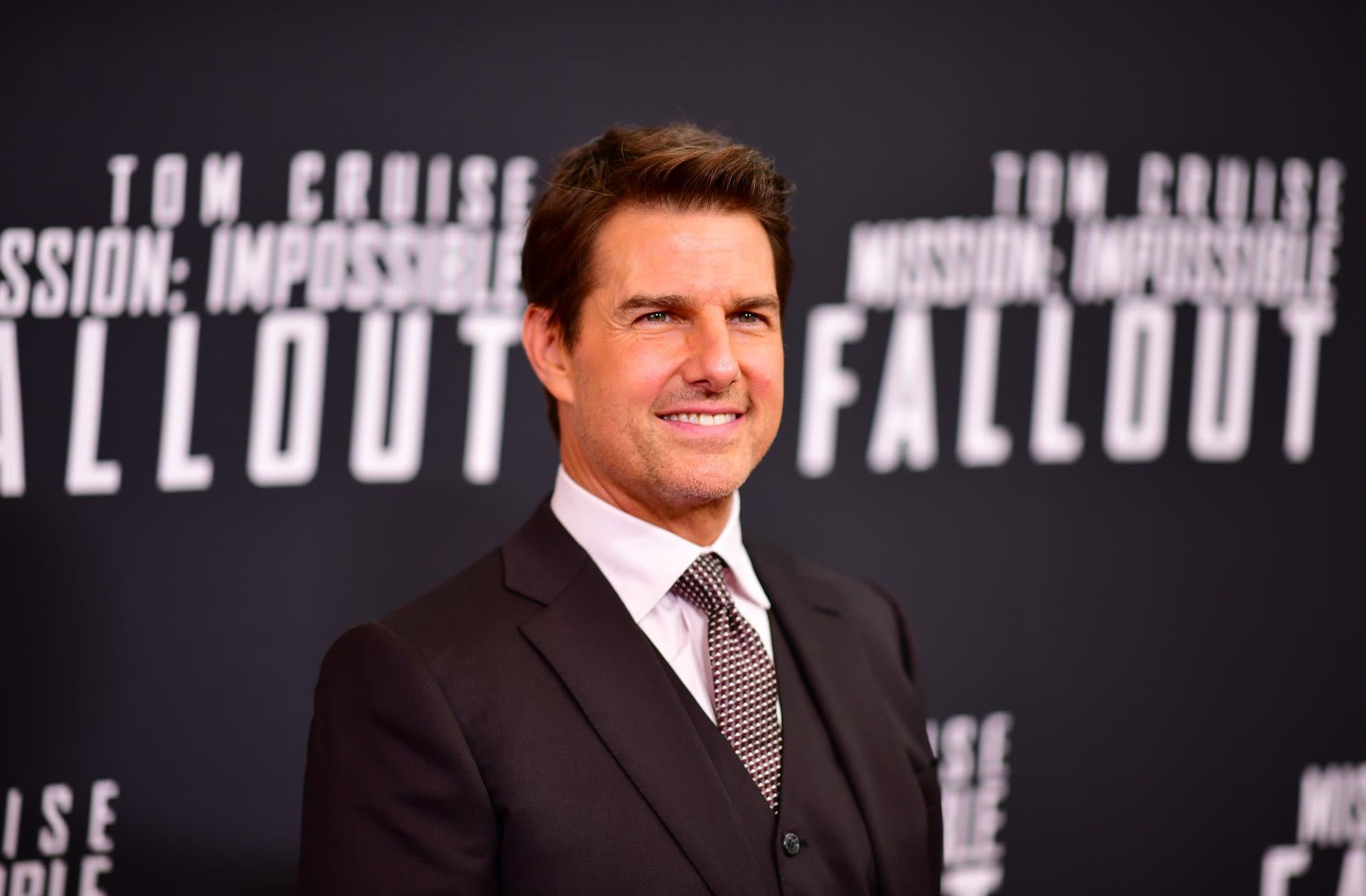 Ý tưởng phim đầy tham vọng của nam tài tử Tom Cruise dự kiến mang tên 'Luna Park', bấm máy trong mùa thu 2021.