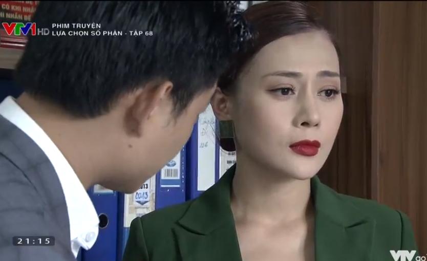 Trang không đồng ý tiếp tục chạy tiền cho dự án