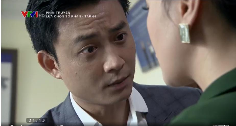 'Lựa chọn số phận' tập 68: Tiến Lộc nổi máu dê, cưỡng hôn Phương Oanh khiến chị đại 'chia tay vội' 5