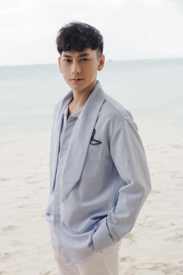 MLee bắt tay DTAP tung MV comeback 'Cá cắn câu' đầy màu sắc 2