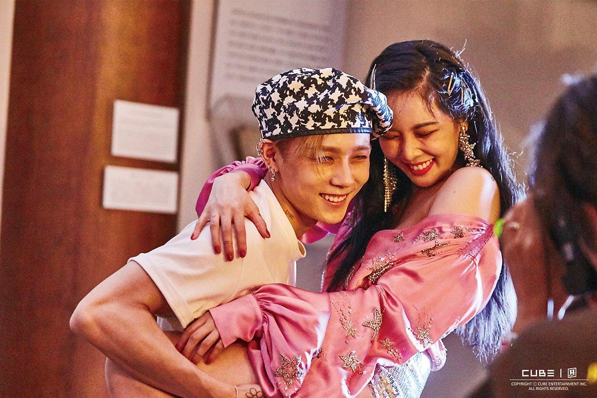 Giữa showbiz Hàn thị phi, vẫn có những chuyện tình đẹp khiến khán giả thêm tin vào tình yêu 9