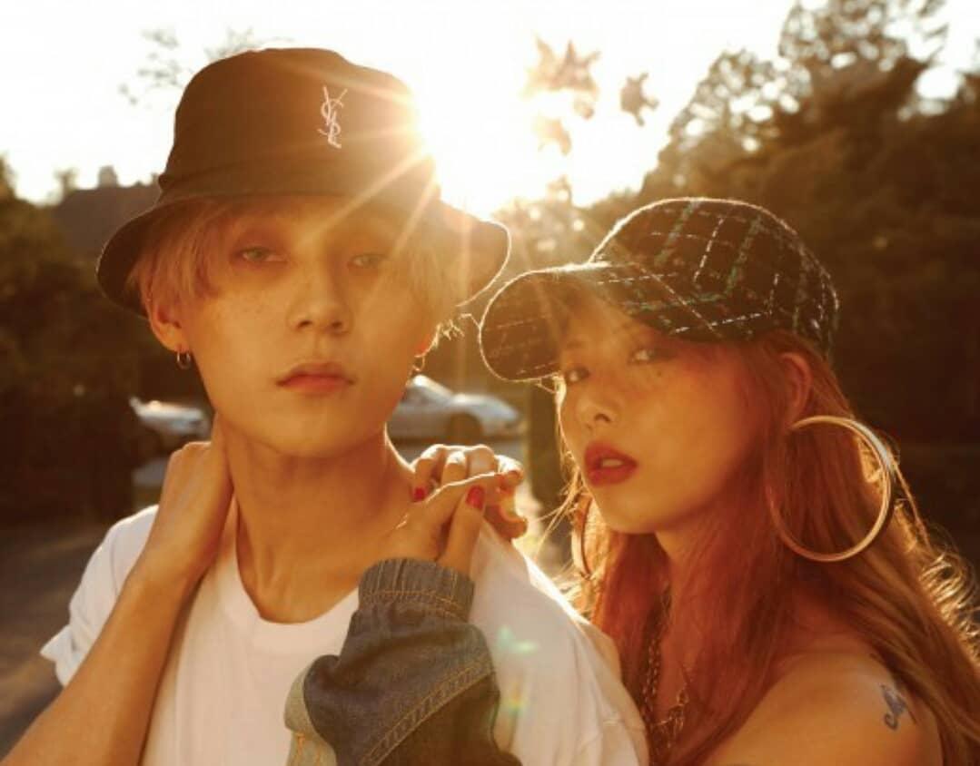 Họ được mệnh danh là cặp đôi 'ngầu' nhất showbiz Hàn