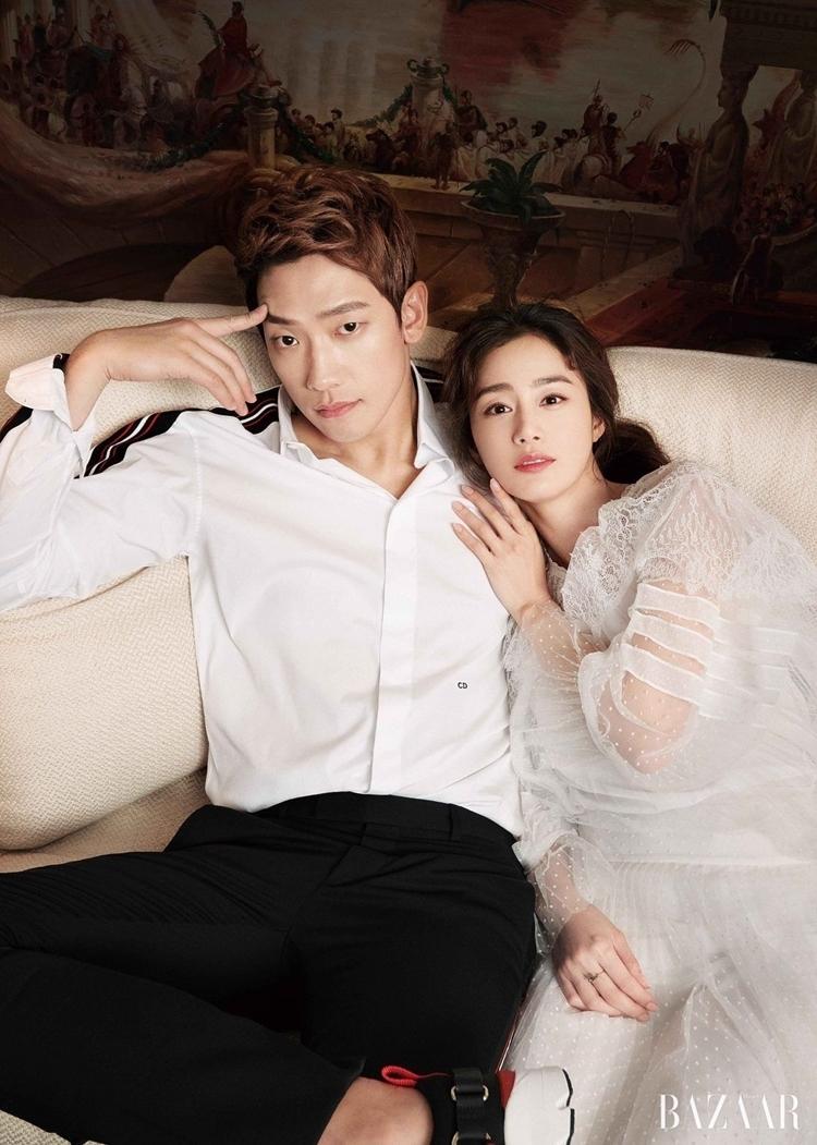 Bi Rain và Kim Tae Hee vẫn luôn là tấm gương điển hình cho tình yêu showbiz