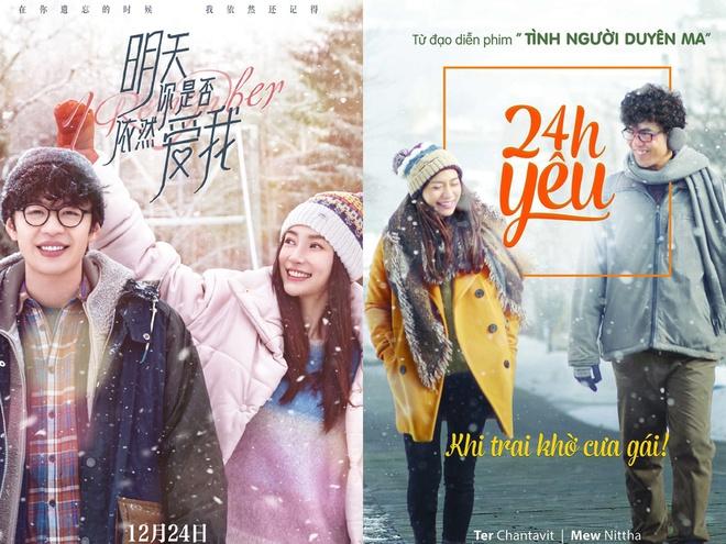 Vừa tung trailer, phim mới Angelababy đã gặp sóng gió khi bị tố đạo nhái phim nổi tiếng từ Thái Lan.