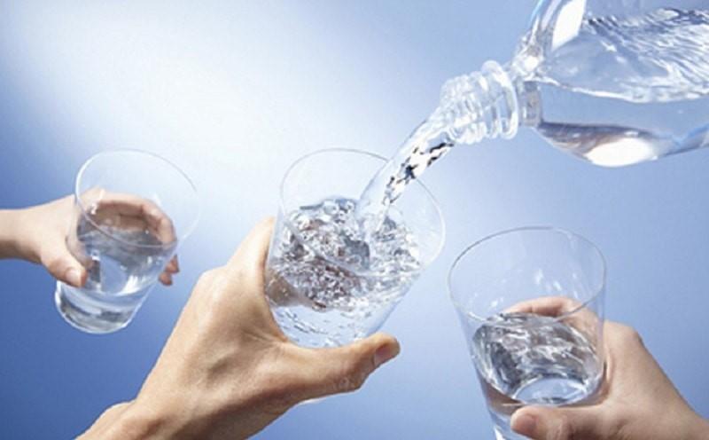 Bổsung nước đầy đủ