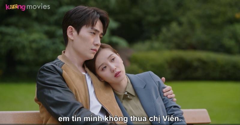 'Tôi thân yêu' tập 13-14: Chu Nhất Long muốn về quê nhưng Lưu Thi Thi không chịu, cặp đôi đành yêu xa 9