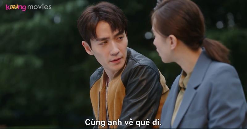 'Tôi thân yêu' tập 13-14: Chu Nhất Long muốn về quê nhưng Lưu Thi Thi không chịu, cặp đôi đành yêu xa 10