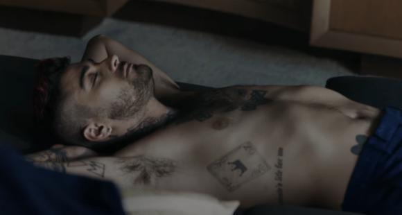 Những hình xăm ấn tượng được Zayn Malik hé lộ trong MV Better.