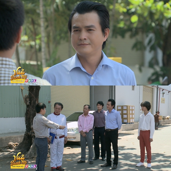 'Vua bánh mì' tập 4: Cao Minh Đạt nghi ngờ thân thế của đứa con trai bị thất lạc 1