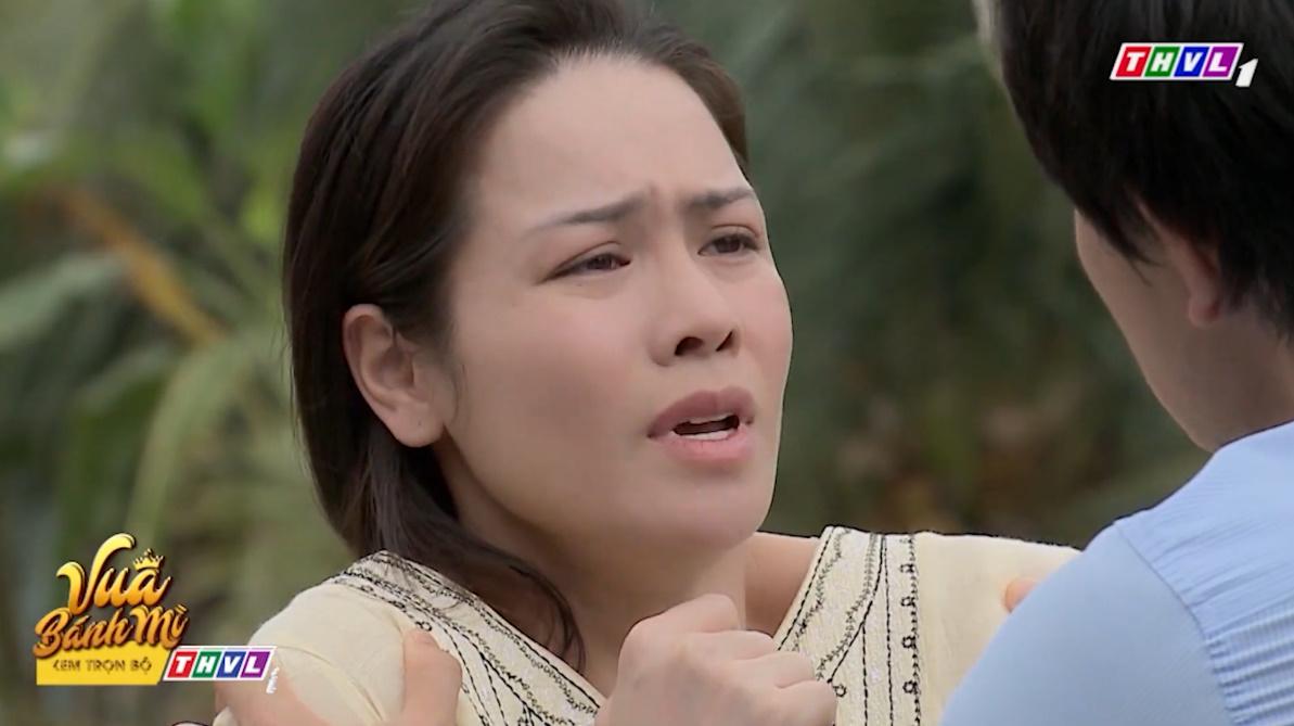 'Vua bánh mì' tập 4: Cao Minh Đạt nghi ngờ thân thế của đứa con trai bị thất lạc 5