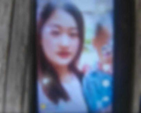 Cô Trịnh có con riêng khoảng 2 tuổi.
