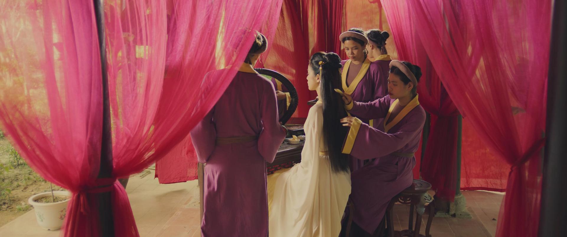 Phim điện ảnh 'Kiều' hé lộ những hình ảnh đầu tiên vào đúng 200 ngày mất của Đại thi hào Nguyễn Du 1